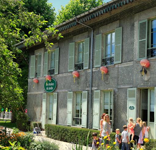 Anniversaire au jardin - 4/10 ans - Paris 16è