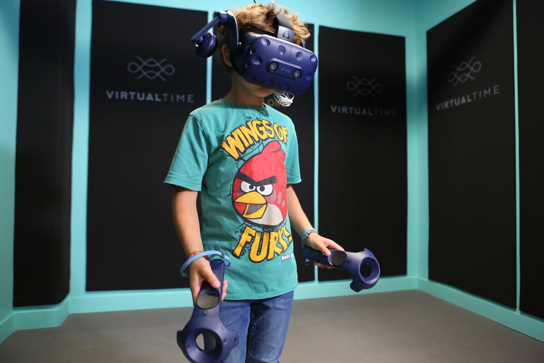Anniversaire casques virtuels - 7/15 ans - Paris 11è