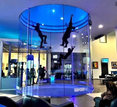 Anniversaire Chute Libre Indoor - Lille 59