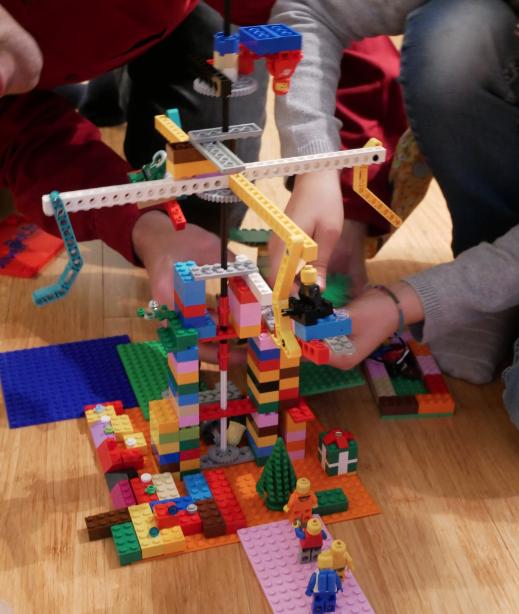 Anniversaire lego - 5/14 ans - Paris