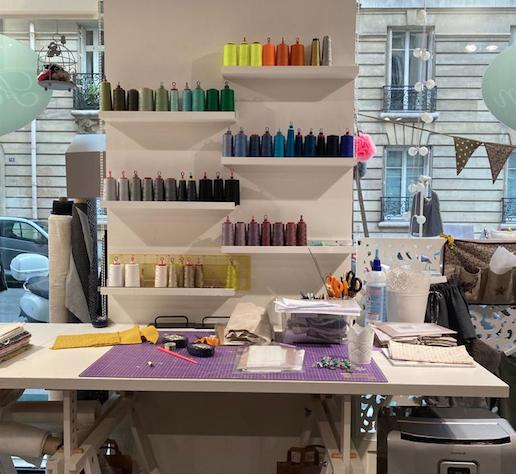 Atelier couture 8/14 ans -2hX5j - Paris 16è