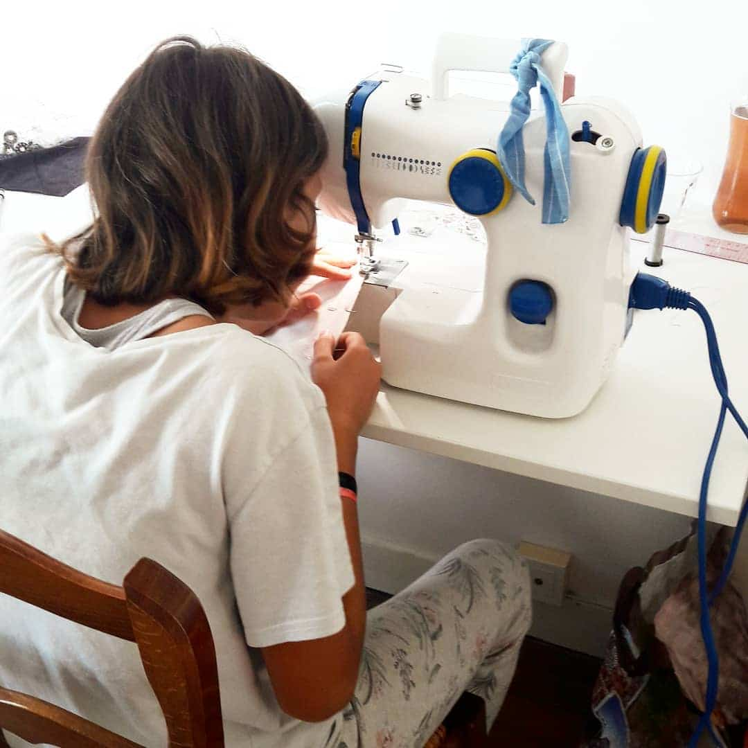 Atelier couture - 8/14 ans - 91
