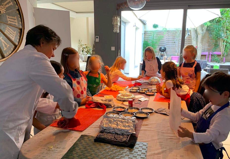 Atelier de cuisine 7/15ans 1h30- Lille-59