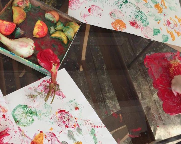 Atelier de peinture - 4/12 ans - Lyon 1er