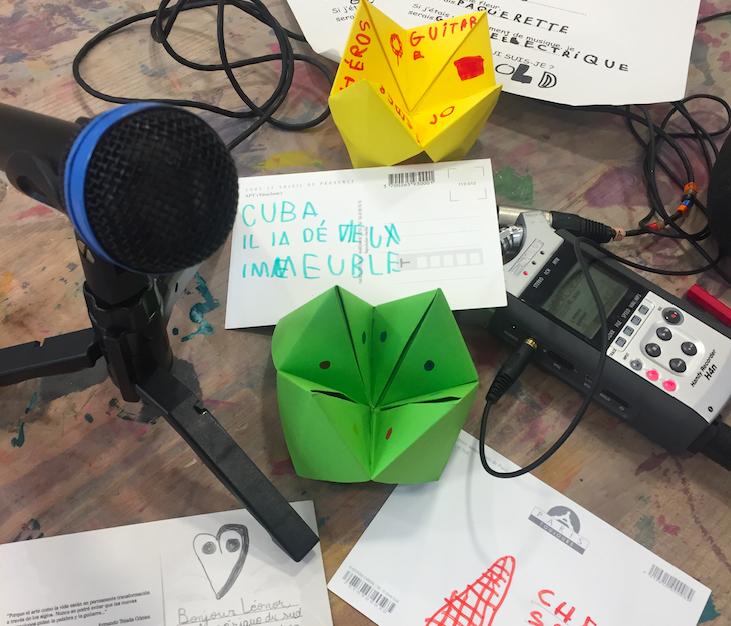 Atelier écriture créative & podcasts 5/12ans - Paris 10è