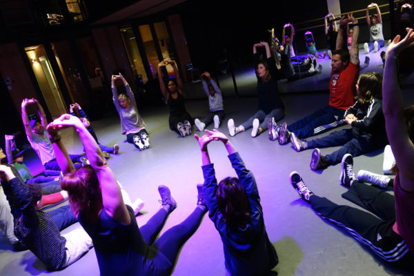 Atelier Hip Hop en duo Parent/enfant 5/10 ans - Paris 11è