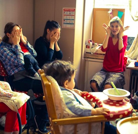 Atelier signes avec Bébé 0/3 ans - Paris 11è