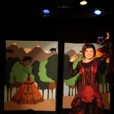 Dis-moi pourquoi… L'Aigle et son intrépide Coyote - Théâtre essaïon - Paris 4è