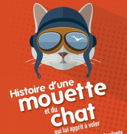 Histoire d'une mouette et du chat qui lui apprit à voler - Théâtre essaïon - Paris 4è