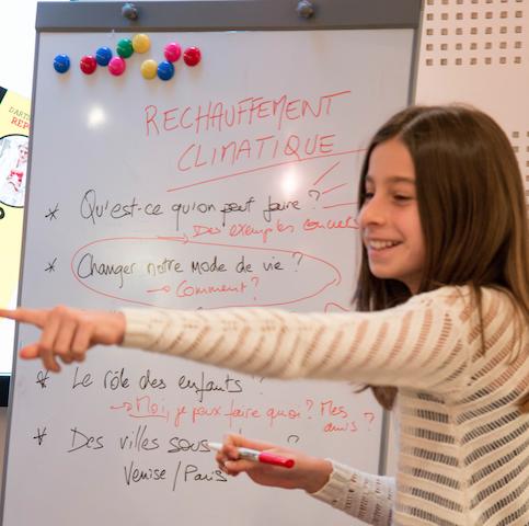 Junior Startup 13/17 ans - Paris 15è