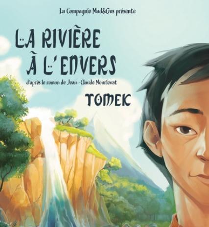 La Rivière à l'Envers - TOMEK - Théâtre essaïon - Paris 4è