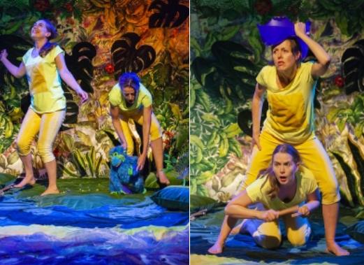 Lave l'îlot - Théâtre essaïon - Paris 4è
