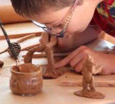 Sculpture modelage- 4/8 ans 5j-Paris 9è