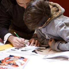 Atelier Abonnement annuel de Manga- Paris 9è
