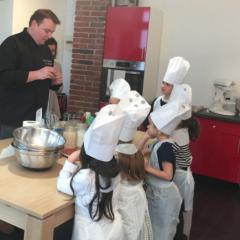 Atelier Anniversaire Culinaire - Puteaux 92