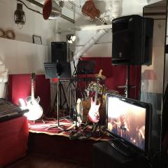 Atelier Anniversaire dans un studio d'enregistrement - Paris 17è