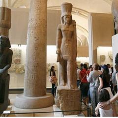 Atelier Anniversaire égyptien au Louvre
