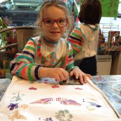 Atelier Arts et créations - Sortie de classe