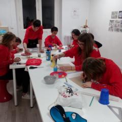 Atelier Atelier arts plastiques 3h- 4/10 ans - Lyon 4è