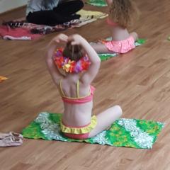 Atelier Atelier danse Vaiana