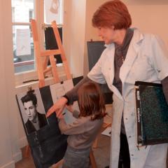 Atelier Atelier de dessin vacances - Paris 17è