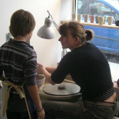 Atelier Atelier de modelage