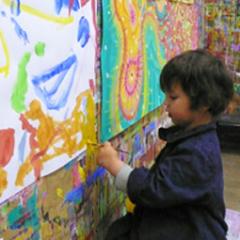 Atelier Atelier de peinture