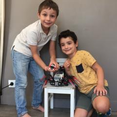 Atelier Atelier Robotique - Paris 15è
