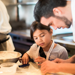 Atelier Cuisine avec un grand chef 5j - Paris 11è