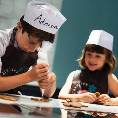 Atelier Cuisine et pâtisserie à L'Atelier des Sens