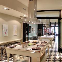Atelier Cuisine et pâtisserie à L'Atelier des Sens - Paris 9è