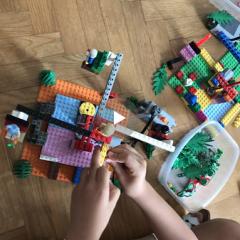 Atelier Découverte scientifique par les Lego - Paris 14è