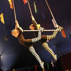 Atelier Ecole de cirque - Paris 14è