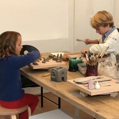 Atelier L'atelier des Enfants de la Galerie Grès