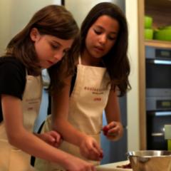 Atelier L'immersion en cuisine 6/11 ans- Paris 16è