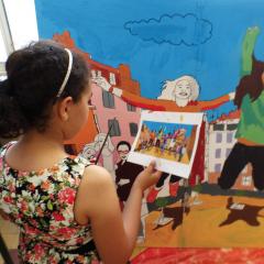 Atelier Les arts visuels d'Amérique Latine