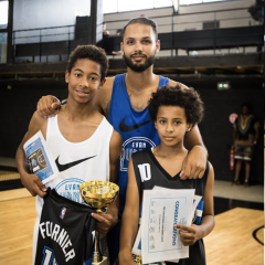 Atelier Stage de Basket: Evan Fournier Academy 11- 17 ans