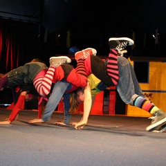 Atelier Stage de Cirque 4 j - Paris 14è