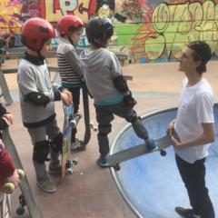 Atelier Stage Skate Park - 5/12 ans - Paris 3è