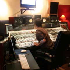 Atelier Studio d'enregistrement - Paris 12è