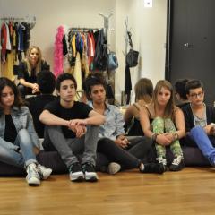 Atelier Théâtre et cinéma 13/17 ans - 92 Boulogne