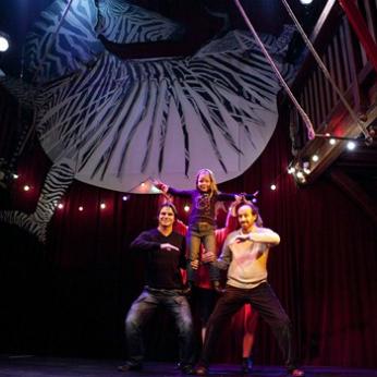 le z bre art du cirque duo atelier enfant paris 11e. Black Bedroom Furniture Sets. Home Design Ideas