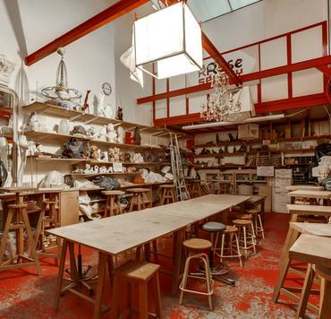 Atelier Abonnement annuel Cours de Sculpture- Paris 9è