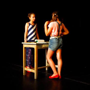 Atelier Abonnement annuel Cours de Théâtre 7-14 ans - Paris 12è