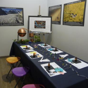 Atelier Anniv 3D, Sciences, Cuisine ou Création de parfum - 6/12 ans - 94