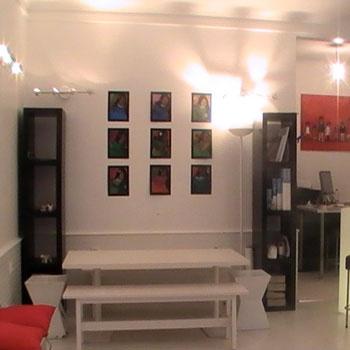 Atelier Anniv'arty dans un Atelier Galerie - 4/13 ans - Paris 17è