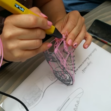 Atelier Anniversaire 3D à domicile - 6/15 ans