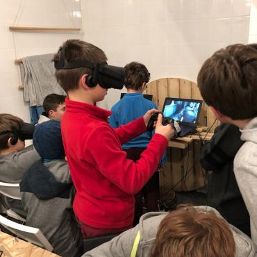 Atelier Anniversaire 3D à domicile