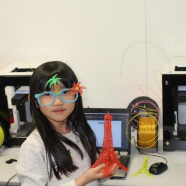 Atelier Anniversaire 3D semaine - 6/15 ans - Paris 15è