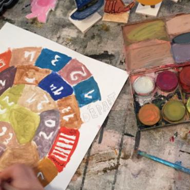 Atelier Anniversaire à l'atelier Bridaine - 7/11 ans - Paris 17è